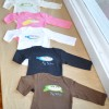 Baby Turtle Organic Long Sleeve Onesie